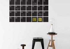 Wall Calendar Stickers